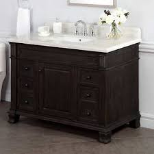 single sink vanity with drawers kingsley 48 single sink vanity with alpine mist countertop