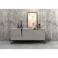White Gloss Sideboard Cheap Metal Sideboards U0026 Buffets You U0027ll Love Wayfair