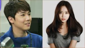 Ki by Lee Hong Ki And Han Bo Reum Are Dating
