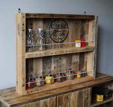 cuisine en palette bois impressionnant meuble de cuisine en palette luxe décor à la maison