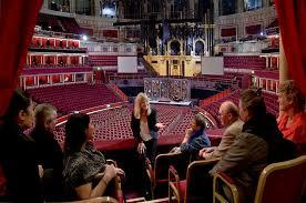 Royal Albert Hall Floor Plan Royal Albert Hall Behind The Scenes Tour Images South Kensington