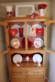 kathe with an e valentine u0027s day china cabinet