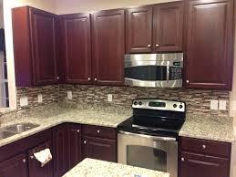 gray glass tile kitchen backsplash interior creative kitchen backsplash with glass tiles grey