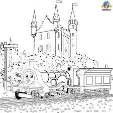 free thomas train emily tank engine scottish