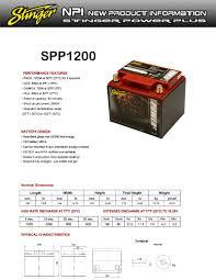 stinger 1200 amp dry cell battery darvex com
