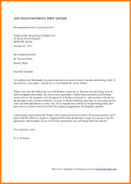 recommendation letter template template trakore document templates