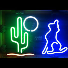 neon bar lights for sale neon beer signs neon bar signs cactus moon wolf neon bar sign
