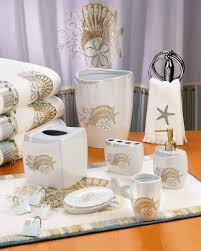 Shell Bathroom Accessories by Seashell Bathroom Accessories Findabuy Sea Shell Bathroom