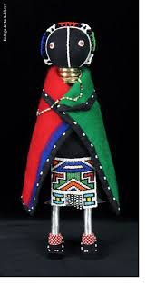 ndebele dolls from south africa indigo arts