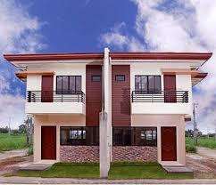 Modern Beautiful Duplex House Design