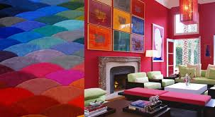Luxury Home Interior Paint Colors by Colorful Interiors Luxury Interior Design Journal Bohemian