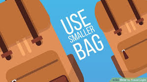 how to travel light images 3 ways to travel light wikihow jpg