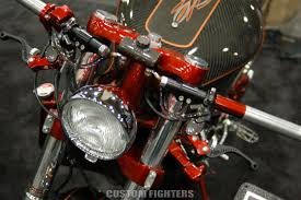 subaru kickboxer custom fighters at the nyc ims show jan 2010 custom fighters