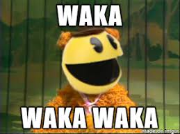 Pacman Memes - hey kids what does pac man fozzie say meme on imgur