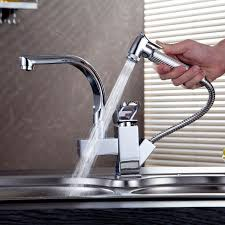 Faucets For Kitchen Sinks Single Lever Kitchen Sink Faucet Kitchen Faucet Pull Out Kitchen