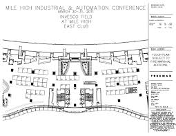 Industrial Floor Plan 3rd Annual Mile High Industrial And Automation Conference