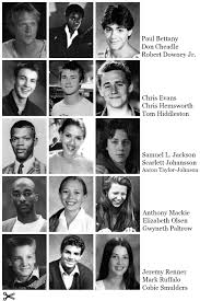 yearbook from high school age of ultron yearbook what if the cast went to high