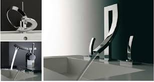 sink faucet design unique modern contemporary faucets cool