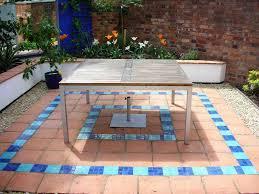 delectable 10 terra cotta tile garden design decorating