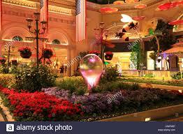 Botanical Gardens Bellagio by Botanical Garden In Bellagio Casino Hotel In Las Vegas Nevada Us