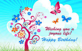 Birthday Day Cards Shalom I Wish You Happy Birthday And Many More Fruiful Years