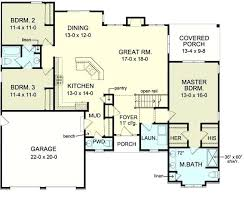 ranch style floor plans with basement 4 bedroom house with basement best ranch house plans ideas on