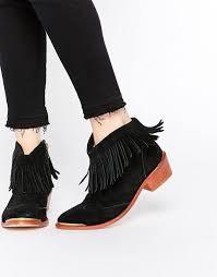 womens chelsea boots sale uk h by hudson swathmore sale hudson tala black suede fringle