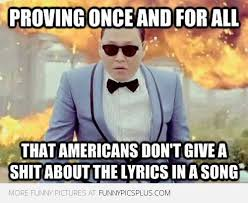 Funny Meme Songs - proving once again no one cares about song lyrics funny pictures