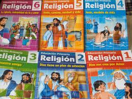 sesiones desarrolladas de religion solucionario de religion primaria por los caminos dificiles