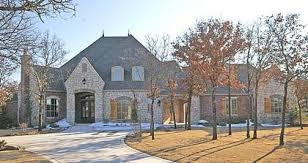 Custom French Country House Plans Plan Blsl 4000 To 5000 Sq Ft Plans Oklahoma Custom Home
