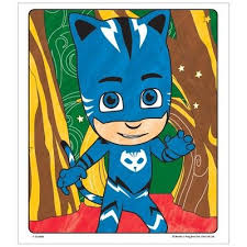 crayola color colroing kit pj masks products