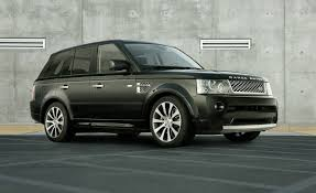 range rover land rover sport 2011 range rover sport autobiography limited edition review top