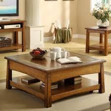 Craftsman Coffee Table Craftsman Mission Style Coffee Tables Hayneedle