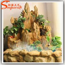 resin indoor fountains and waterfalls waterscape decorative indoor