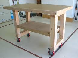 Portable Work Bench Work Table On Wheels U2013 Thelt Co
