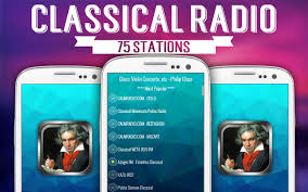 free classical radio android apps on play