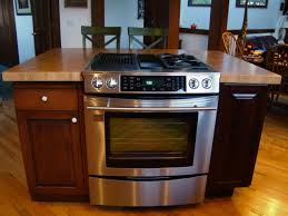 range in island kitchen island kitchen with stove interiors design