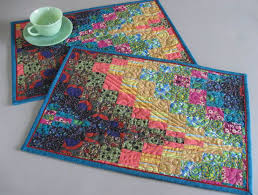 124 best placemats to sew images on table runners