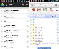 android drive drive the pros and cons pcworld