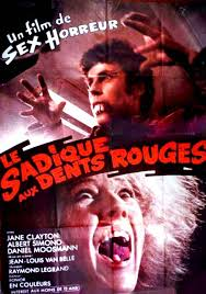 The Sadist Has Red Teeth (1971) Le sadique aux dents rouges