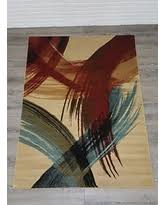 Contemporary Modern Area Rugs Spectacular Deal On Collection Abstract Damask