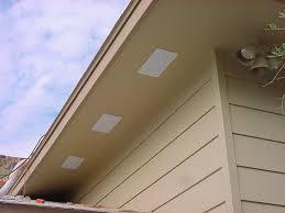 ridge vent installation soffit vent installation kwaske