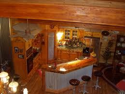 Cabin Kitchen Decor Stunning Cabin Kitchen Ideas On Kitchen With Cabin Kitchens Design