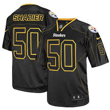 Nike Limited Ryan Shazier Lights Out Black Men S Jersey Pittsburgh