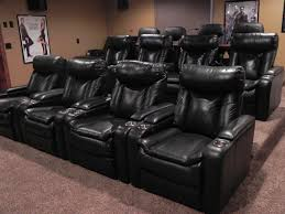 home theater recliner chair furniture home theater chairs single reviews used for sale