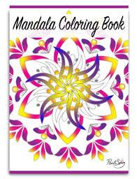 printable mandala coloring book 3 free pages