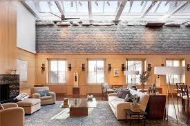 superb luxury penthouse in tribeca new york 1