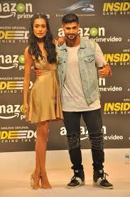 amazon prime bollywood movies sarah jane dias tanuj virwani at trailer launch of indiai u0027s 1st