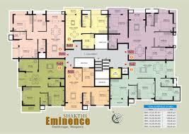farm house floor plans shakthi eminence floor plan