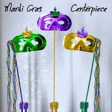 mardi gras decorations to make diy mardi gras centerpiece purple patch diy crafts